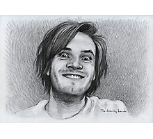 PewDiePie Photographic Print