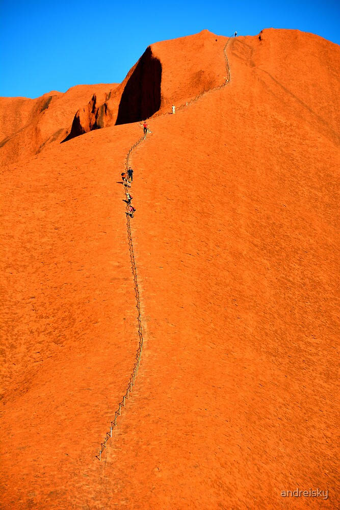 Climbing by andreisky