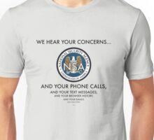 NSA PSA Unisex T-Shirt