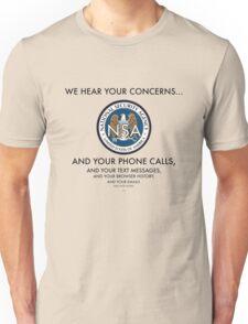 NSA PSA T-Shirt