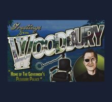 Welcome to Woodbury! by xosteve