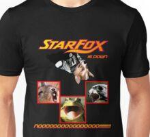 Fox Is Down Unisex T-Shirt