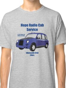Hope Cab - Sherlock Study in Pink Classic T-Shirt