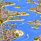 Riverside sonata by Adam Bogusz