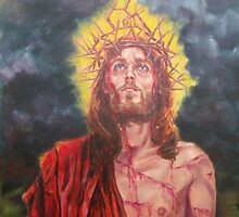 Jesus Christ by 1cscheid