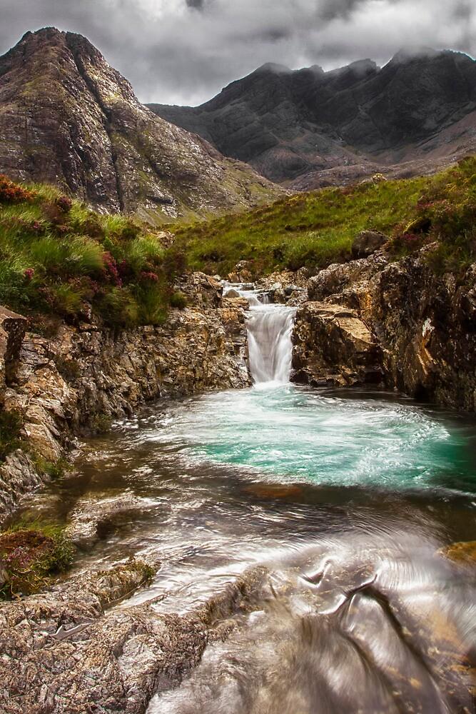 The Fairy Pools, Isle of Skye by derekbeattie