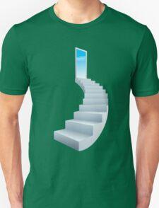 Infinity Ladder Unisex T-Shirt