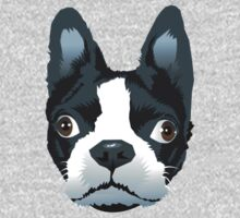 boston terrier One Piece - Long Sleeve