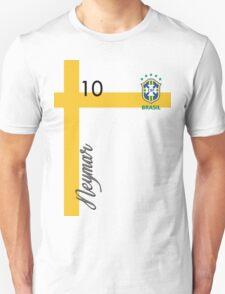 Neymar Brazil Tee T-Shirt