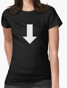 Avatar Arrows Womens Fitted T-Shirt