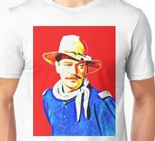 John Wayne in Rio Grande Unisex T-Shirt