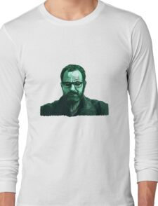 [Br]eaking [Ba]d-Walter white Long Sleeve T-Shirt
