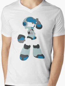 No. 9 Mens V-Neck T-Shirt