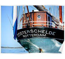 The Oosterschelde Stern Poster