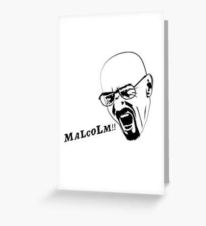 Walter - Hal Greeting Card
