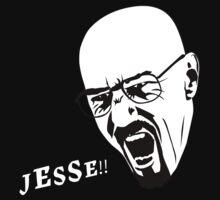 Walt Yelling at Jesse by Chris Hopkins