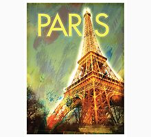 Paris: Eiffel Tower Unisex T-Shirt