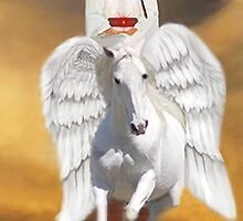 ????? THE RIDER ON THE WHITE HORSE PICTURE/CARD ?????  by ✿✿ Bonita ✿✿ ђєℓℓσ