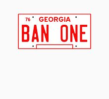 Bandit BAN ONE Georgia License Plate Unisex T-Shirt