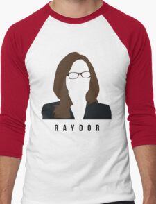 Major Crimes - Sharon Raydor T-Shirt Men's Baseball ¾ T-Shirt