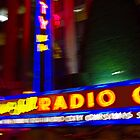 Radio City Music Hall by gloriart