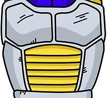 Vegeta Armor by msdbzbabe