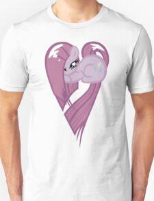 Pinkamena Heart Unisex T-Shirt