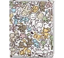 In this thing together iPad Case/Skin