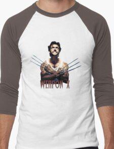 Wolverine - Weapon X Men's Baseball ¾ T-Shirt
