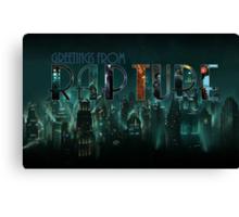 Bioshock - Rapture Canvas Print
