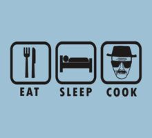 Eat Sleep Cook by waqqas