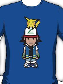 Ash Ketchum and Pikachu! T-Shirt