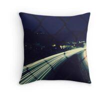 City Flow Throw Pillow