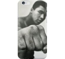 Muhammad Ali iPhone Case/Skin