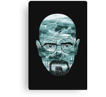 Heisenberg, ice man Canvas Print
