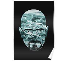 Heisenberg, ice man Poster