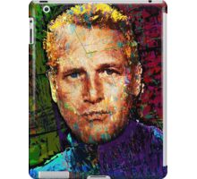 Paul Newman. Cool Cat On A Hot Tin Roof. iPad Case/Skin