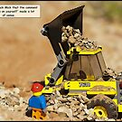 Don't Dump by Bean Strangeways