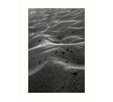 Infinite Sand Art Print