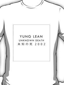 Yung Lean Shirt Sad Boys T-Shirt