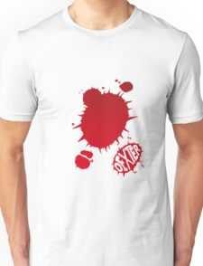 Dexter Blood Logo Unisex T-Shirt