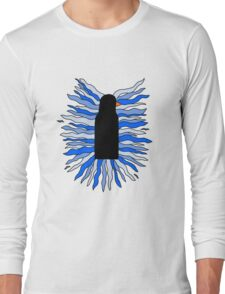 The Black Penguin Long Sleeve T-Shirt