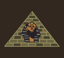 The Pharaoh (dark) by FiremanDuff