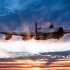 Lancaster Ray of Light by James Biggadike