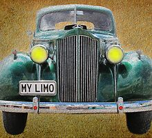 My Limo by Hans Kawitzki