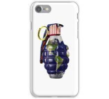 """Grenade""  iPhone Case/Skin"
