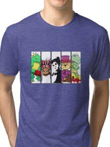 Disillusioned Designs Tri-blend T-Shirt