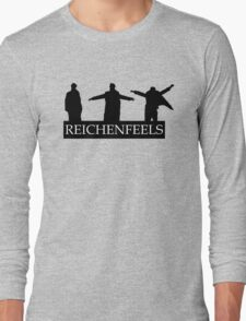 Reichenfeels -Sherlock - Reichenbach fall  Long Sleeve T-Shirt