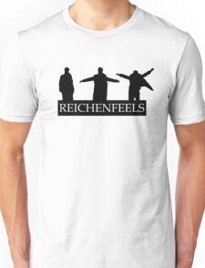 Reichenfeels -Sherlock - Reichenbach fall  Unisex T-Shirt
