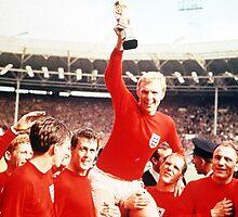 England 66' by MAD ARTz